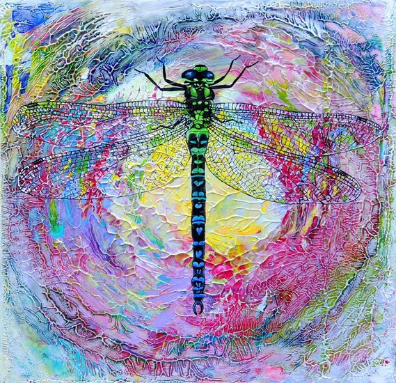 Dragonfly #0718