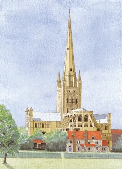 Norwich Cathedral, Norwich