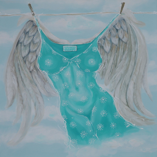 Laundry of a fallen Angel