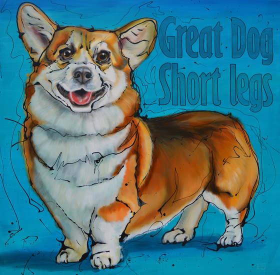 Great dog - Short legs 2