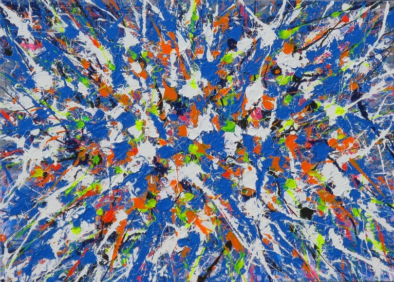 NEW Action Painting 27 (145)