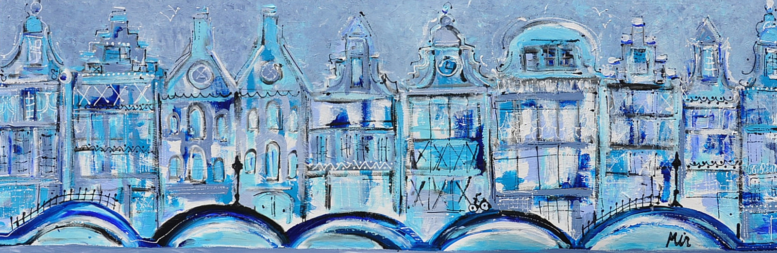 AMSTERDAM CITY BLUE