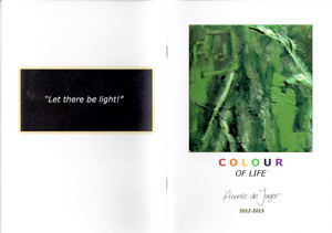 COLOUR OF LIFE