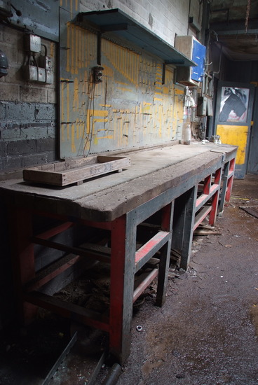 working bench