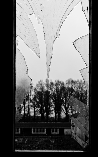 broken glass / gebroken glas