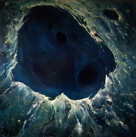 Yellowstone Submarine Blue Hole - Metamorfose 1