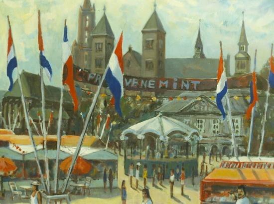Harry Van Der Woerd Exposities