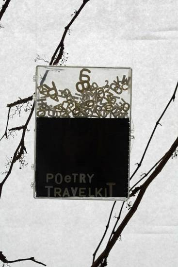 Poetry Travelkit