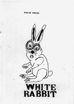 WHITE RABBIT(graphic novel Marjan Buning 2016) € 3,50,-