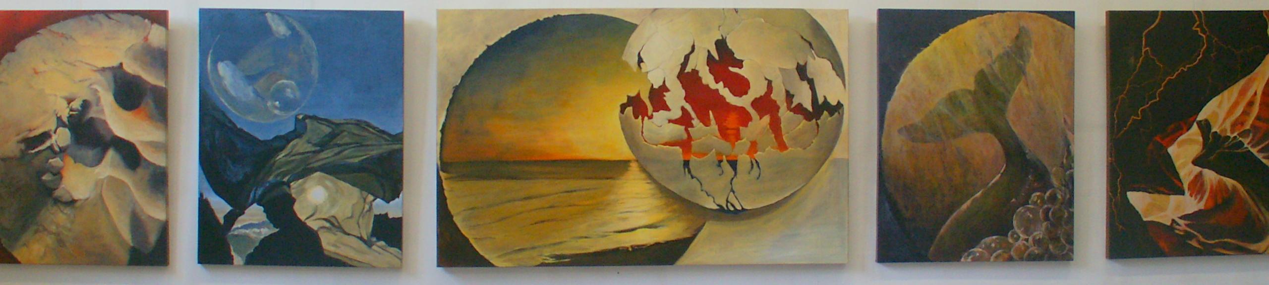 Petra Wopereis - Beeldende Kunst voor een artistiek interieur of ...