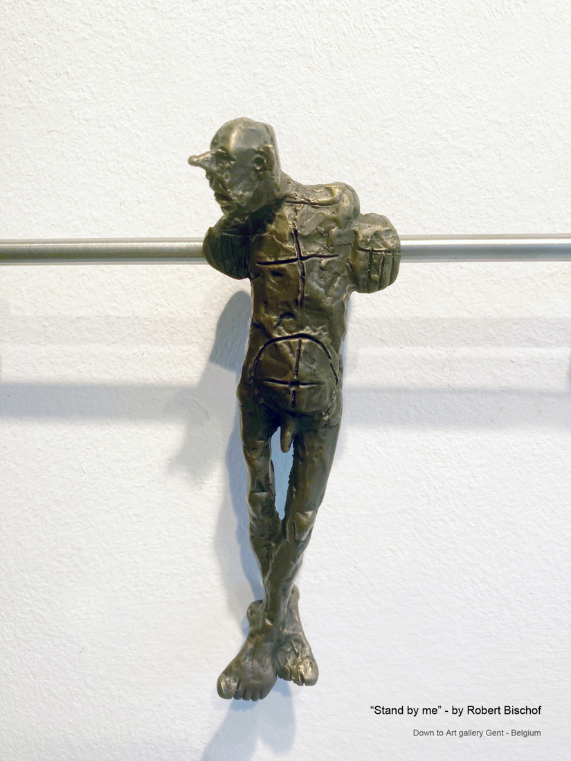 Stand by me - sculpture nr 8