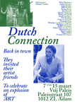 DUTCH CONNECTION BACK IN TOWN