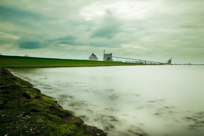 Aldel - Delfzijl (Long Exposure)