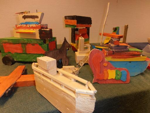 Super Nanna Skuladottir - Kinder workshops hout en technisch knutselen #TB28