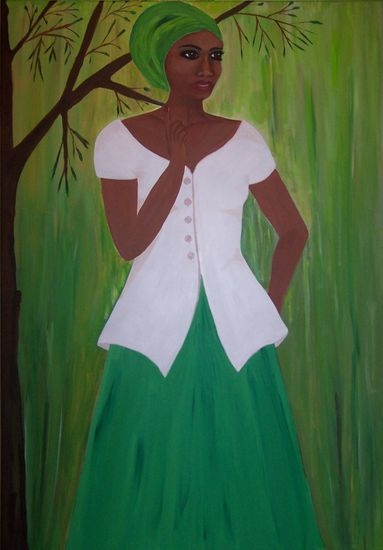 Caribean Lady