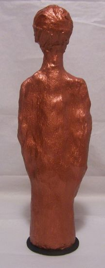 Copper Woman