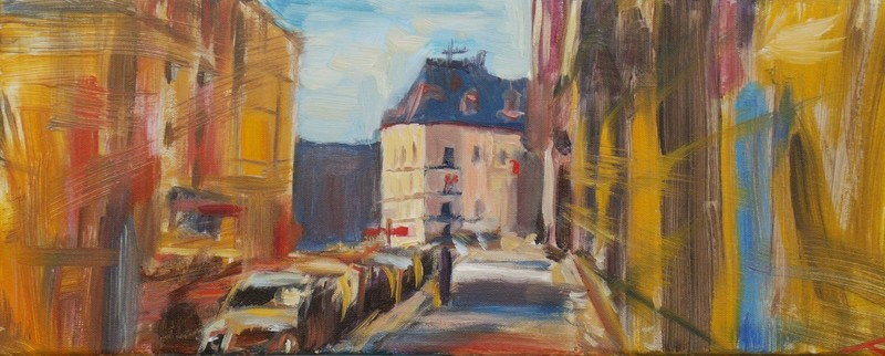 The streets of Paris4