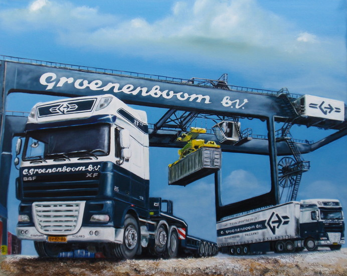 groenenboom transport