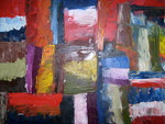 A little selection of the paintings in Oil made in Kleve, Germany