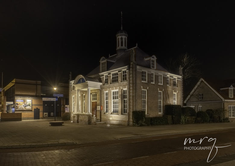 Heemskerk @ night