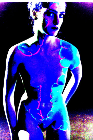 Carla blacklight