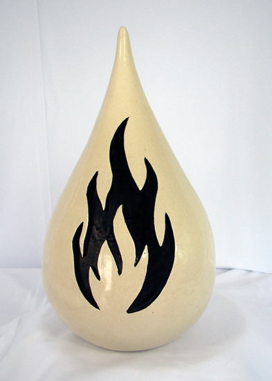 Shape of Nature Flame