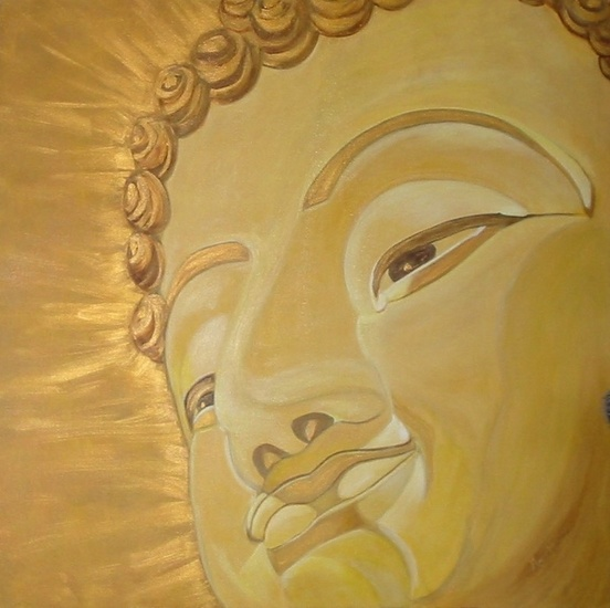 Buddha in Gold