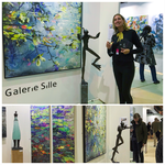 Affordable Art Fair Amsterdam via galerie Sille Oudewater