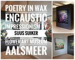 Poetry in Wax - Flower Art Museum