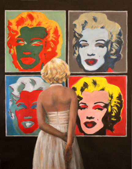 Watching Monroe Warhol